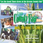 Greene County Fair 2017