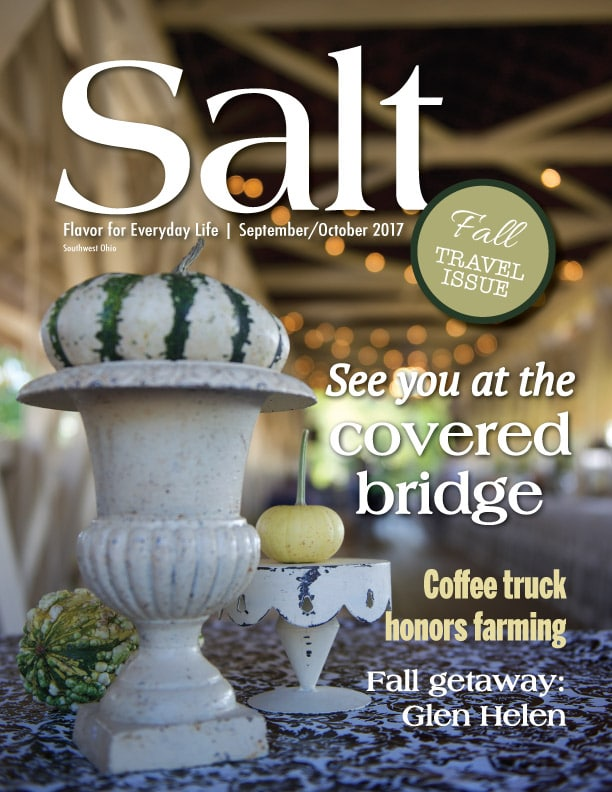 Salt: September/October 2017