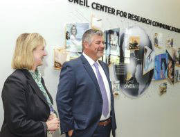 WSU opens new communication center