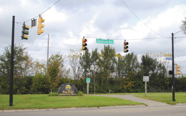 Whitney Vickers | Fairborn Herald The City of Fairborn is applying for grants that would fund improvements to Broad Street and Kauffman Avenue.