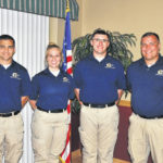 Cadets earn scholarships