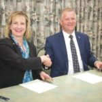 Wright State signs new agreement