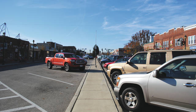 Whitney Vickers | Fairborn Herald A view downtown Fairborn on Main Street.