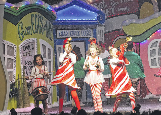 a holiday in whoville fairborn daily herald