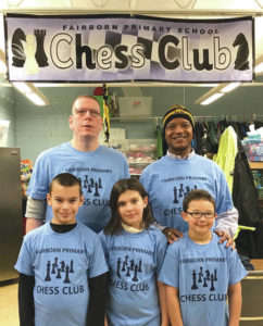 FPS Chess Club wins scrimmage