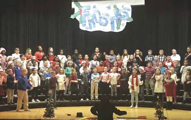 "The Fairborn Primary School ""Frosty"" concert."