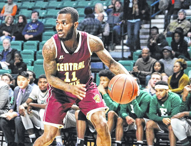 Submitted photo Martin Oliver paced the Marauders with 24 points and five rebounds.