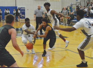 No `D' in Bucs win over Greenville