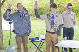 WPAFB teens earn Eagle Scout badge