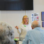 Lunch and learn highlights senior wellness