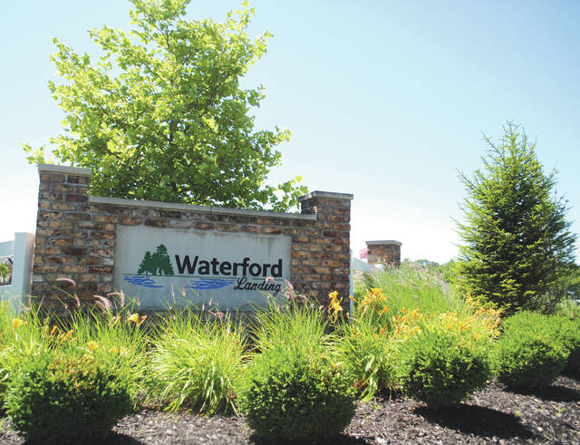 File photo A total of 15 new intersections have been created within housing developments in Fairborn. All new intersections are located within the Bluff of Trebein and Waterford Landing.