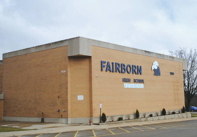 Whitney Vickers | Greene County News After a social media post suggesting  that Fairborn High School