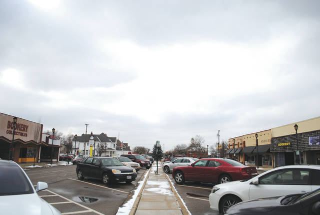 Whitney Vickers | Greene County News The City of Fairborn is partnering with Cincinnati Bell to offer public Wifi throughout the downtown area. It will stretch from Dayton Drive through Main Street to Broad Street.