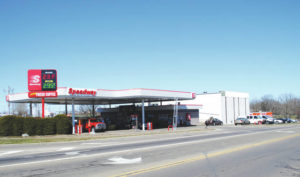 Local Speedway station to expand
