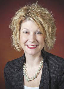 Jennifer Bott, The Bryan Dean of the Miller College of Business at Ball State, will participate in public forums Wednesday, April 25.