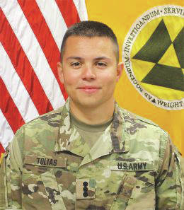 5 honored as Distinguished Military Graduates