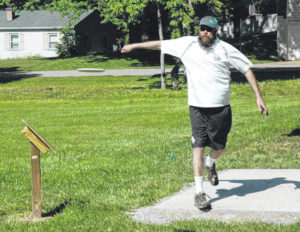 New disc course opens
