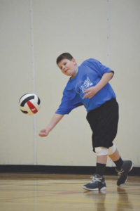 YMCAs building kid's volleyball skills early