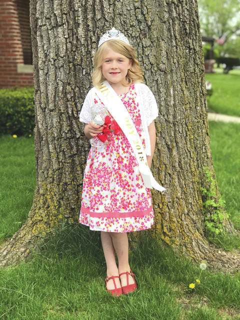 Submitted photo Charlie Turner is six-years-old and in first grade at Fairborne Primary School. She loves attending gymnastics, her family farm and her pets. She has lived in six different states and has one younger sister. Her mother is an active duty nurse practitioner on Wright-Patterson Air Force Base and her father works for the federal government.