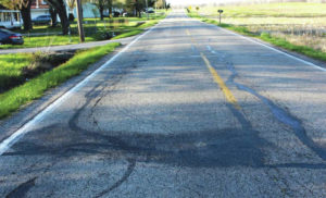 Township amends road project list