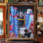 Painting presidential