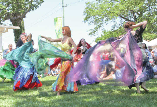 Submitted photo Attendees can expect to find more than 200 vendors who sell handmade arts and crafts as well as an eclectic mix of foods, two stages of music, a beer garden with domestic favorites and local craft beer, street performers and more.