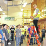 Bright first week for GCCC students