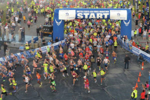 Air Force Marathon to feature MAJOM Challenge